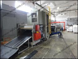 Оборудование для производства георешетки ГЕО ОР