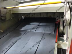 Линия по производству полимерного листа группы компаний «Миаком»